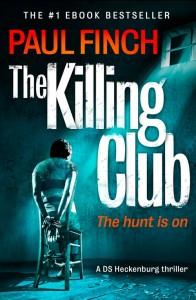 The Killing Club - final cover