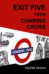 Exit 5 from Charing Cross EBook Cover Final 5 8 15