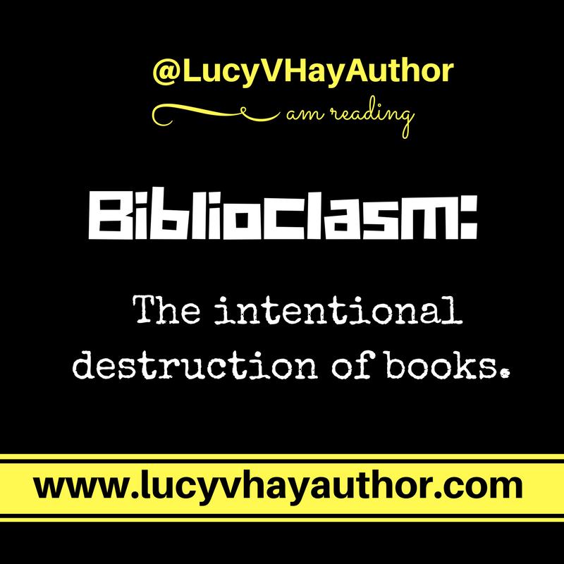 BIBLIOCLASM