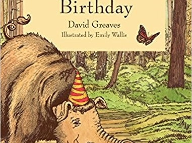 Wee Girl Reviews: Mr Snuffles' Birthday