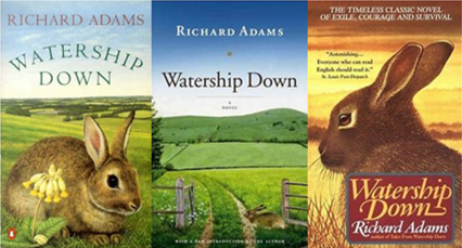 BOOK VERSUS FILM: Watership Down